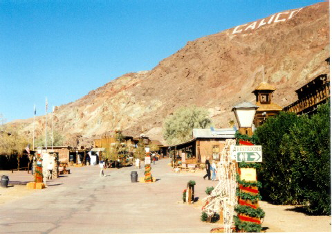 Phoenix 2002-Calico Ghost Town 4